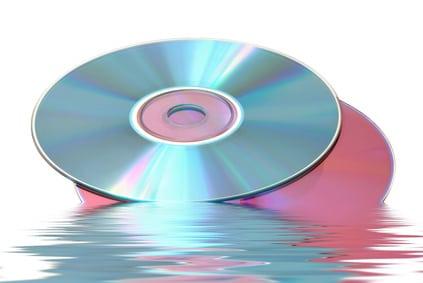 CD eau comptine