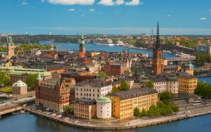 Stockholm, Old City