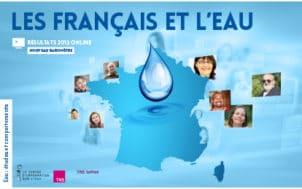 Les Français aiment leur eau du robinet !