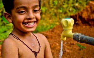 Coopération internationale dans le domaine de l'eau