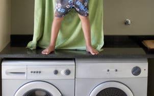 La machine à laver du futur : sans eau et sans savon