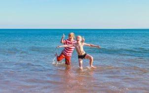 Se baigner cet été dans une eau propre