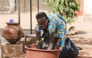 Accès à l'eau = femmes et filles libérées