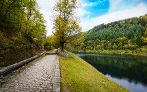L'eau en Europe en meilleur état