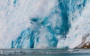 Fonte précoce des glaces en Arctique : des signes clairs du dérèglement climatique